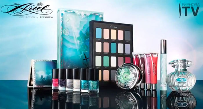 Disney's Ariel Collection by Sephora